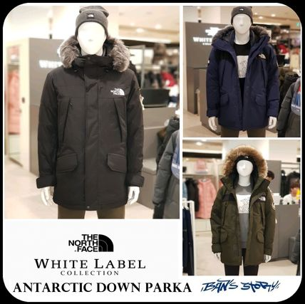 THE NORTH FACE ダウンジャケット 【THE NORTH FACE】★ANTARCTIC DOWN PARKA★全3色★BIG SALE