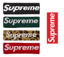 SUPREME★Logo Headband ロゴヘアバンド