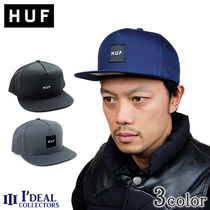 HUF ハフ ESSENTAILS BOX SNAPBACK HT00300 キャップ 帽子