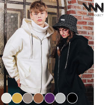 WV PROJECT★WAPPING HOOD ZIP - UP 7カラー - JJOT7203