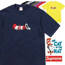 Supreme シュプリーム Cat in the Hat Tee  AW 18 WEEK 17