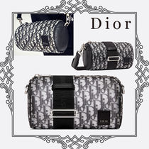 """Dior """"ROLLER"""" """"DIOR OBLIQUE"""" ボディバッグ 直営店 すぐ届く"""