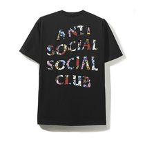 【即発送】ANTI SOCIAL SOCIAL CLUB ASSC X BT21■ロゴ Tシャツ