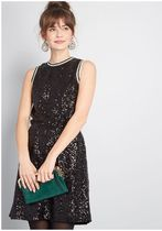 in the limelight sequin mini dress