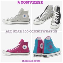 【CONVERSE】 ALL STAR 100 COMBISWEAT HI コンビスウェット