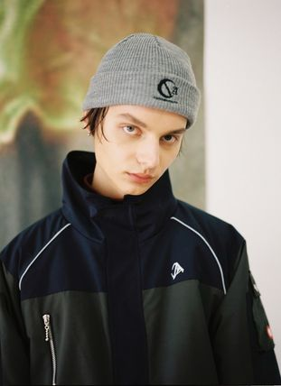 ANOTHERYOUTH ニットキャップ・ビーニー ANOTHERYOUTH★logo beanie (2色)★男女共用(11)
