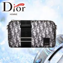 2019SS 新作【DIOR】SAC BANDOULIERE ROLLER DIOR OBLIQUE