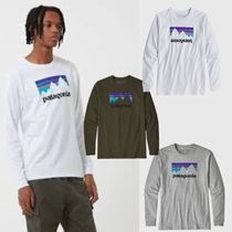 Patagonia●ユニセックス●Shop Sticker Responsibili-Tee