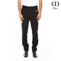 【Atelier Dior】Logo Trousers