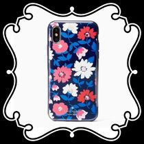 kate spade / iPhone X/Xs case / Jeweled Daisy Case