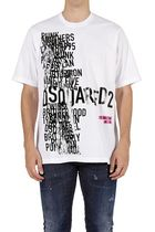 【DSQUARED2】DSQUARED2 T-Shirt S74GD0529S22427