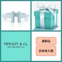 ■日本未入荷・送料込■ TIFFANY & Co. TIFFANY T Square Ring♪