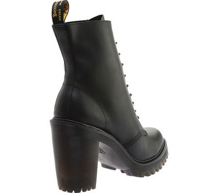 Dr Martens ショートブーツ・ブーティ 【SALE】Dr. Martens Kendra 10-Eye Bootie (Women's)(4)