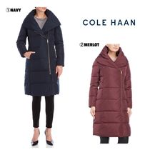 【Cole Haan】大人気♡Convertible Hood Warm Down Coat