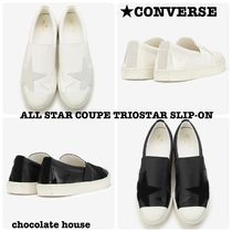 【CONVERSE】ALL STAR COUPE TRIOSTAR SLIP-ON スリッポン