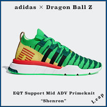 "【adidas × Dragon Ball Z】コラボ ☆ EQT SUPPORT ""Shenron"""