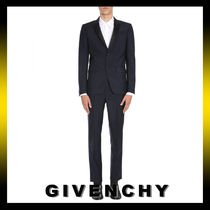 【GIVENCHY】WOOL BLEND TWILL SUIT