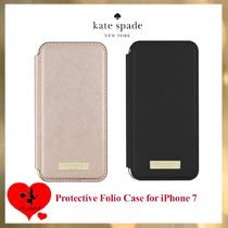 kate spade◆手帳型ケース for iPhone 7