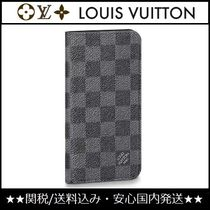 Louis Vuitton ギフトにも♡ 国内発 IPHONE XS MAX ダミエ