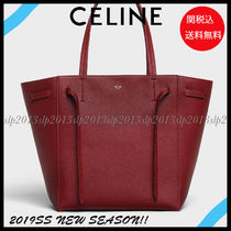 19New■CELINE■Small カバファントム Light Burgundy☆関税込