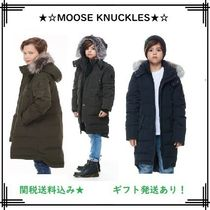 MOOSE KNUCKLES(ムースナックルズ) キッズアウター 18-19AW【MOOSE KNUCKLESユニセックスMIDCORE PARKA★関送込