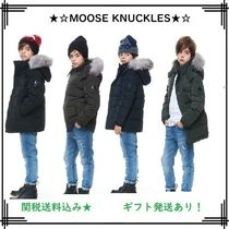 MOOSE KNUCKLES(ムースナックルズ) キッズアウター 18-19AW【MOOSE KNUCKLES】UNISEX MIDCORE JACKET★関送込