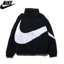 ☆国内正規品 送料無料☆NIKE AS M NSW HBR JKT WVN STMT BLACK