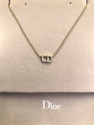 8312a542d77 Dior(ディオール) ネックレス・ペンダント 【Christian Dior】☆COLLIER CLAIR D LUNE