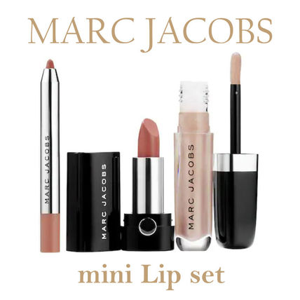 Marc Jacobs☆Cream and Sugar☆ヌードリップ☆3点セット