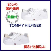 SALE! Tommy Hilfiger スター レースアップ スニーカー Lustery