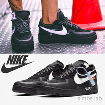 NIKE × OFF-WHITE THE 10 Air Force 1 Low BK エアフォース
