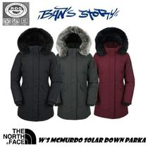 [THE NORTH FACE] W'S MCMURDO SOLAR DOWN PARKA _ NJ1DJ80