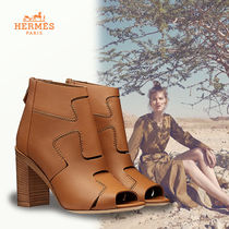 HERMES★Rock ankle boot  ロック アンクルブーツ (palissandre)