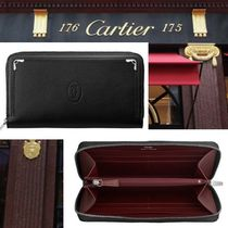 Cartier(カルティエ) 長財布 カルティエ Wallet長財布 ★PORTEFEUILLE INTERNATIONAL ZIPPE★