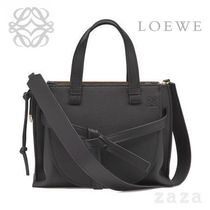 LOEWE★ロエベ Gate Top Handle Small Black