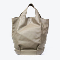 3.1 PHILLIP LIM フィリップリム LEATHER HAND BAG / GRAYBEIGE