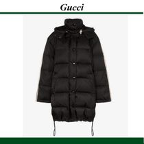19SS ★ GUCCI (グッチ) oversized hooded puffer coat