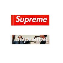 Supreme The Killer Box Logo Sticker ステッカー 2点セット