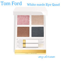 TOM FORD★19SS★White Suede Eye Quad
