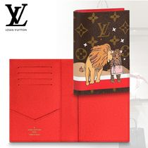 【Louis Vuitton】COUVERTURE PASSEPORT パスポートケース