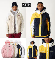 Kith x Columbia Superstorm Intelligence ジャケット