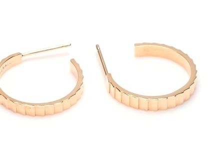 AUrate NewYork ピアス NY発! Infinity Hoop Earrings【AUrate NewYork】ペア(8)