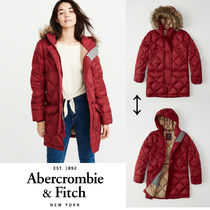 Abercrombie&Fitch*国内発送(追跡有)送関込*ダウンパーカー