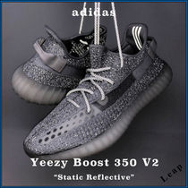 "【adidas】激レア 限定 Yeezy Boost 350 V2 ""Static Reflective"""