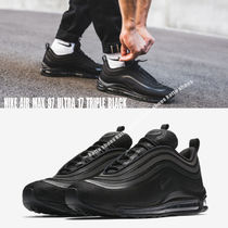 NIKE★AIR MAX 97 ULTRA 17★TRIPLE BLACK
