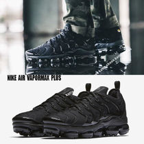 NIKE★AIR VAPORMAX PLUS★TRIPLE BLACK