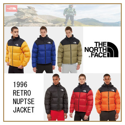 【人気】THE NORTH FACE MEN'S 1996 RETRO NUPTSE JACKET