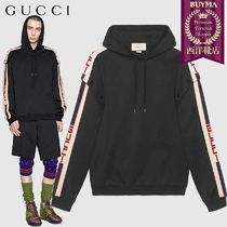 【正規品保証】GUCCI★19春夏★TECHNICAL JERSEY SWEATSHIRT