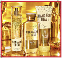【Bath & Body Works】★CHAMPAGNE TOASTボディーケア3点セット