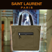【19SS NEW】 Saint Laurent_men /C SHOPPING BAG IN FADED